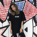 ViiDA FUCK Tee(black)