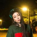ViiDAベロアベレー帽(green)