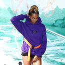 ViiDA 2way ベルトフーディー (purple)