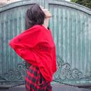 ViiDA STAR LONG SLEEVE(red)