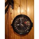 【 1940s  CHELSEA  CLOCK  CO. 】U.S.NANY    Wall Clock