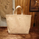 1940s~  Vintage  Canvas Tool Bag.   ( small size )
