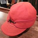 Vintage Woolen Work Cap