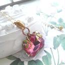 ヴィンテージ Strawberry-*Bag クラシカルネックレス