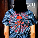 2017 JOHNNY T-SHIRTS【TYE-DYE】