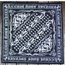 JOHNNY BANDANA【BLACK/WHITE】