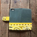 旧モデルサンプルSALE!!Bandanna x O.D. Green  iPhone6/6s Case, Yellow