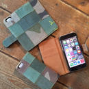 旧モデルSALE!Military Patchwork iPhone6/6s Case