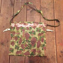 Red Cross Bag, 1940s USMC Duck Hunter Camo, Goofy War