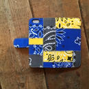 旧モデルSALE!US Bandana Patchwork iPhone6/6s Case, Blue