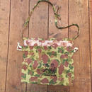 Red Cross Bag, 1940s USMC Duck Hunter Camo,  Where's The Soap