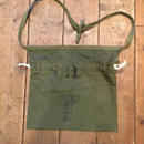 Red Cross Bag upcycled from US Military Tent, Duck