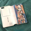 """Pictorial Wonderland of America"" iPhone6/6s Leather Case, ""Santa Fe"""