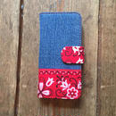 Vintage Denim + Vintage Bandana iPhone6/6s&7 Case