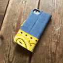 Bandanna x Chambray  iPhone6/6s & 7/7s Case, Yellow