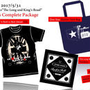 【特別追加注文6/15thu 23:59まで】ヨシケン赤坂BLITZ「The Long and King's Road」Goods Complete Package