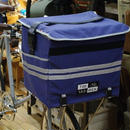 TIM TAS + REK /  Porteur bag large BLUE