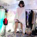 オーロラ染めネオ羽織りzipパーカー/HOMELESS PARTY.×moon prism power