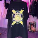 魔法陣奇形モンスターBIGTシャツ/pauline marx