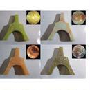 改装中琴柱ストラップ2連小柱ストラップ 木星の衛星シリーズ
