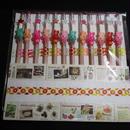 うさぎちゃんデコ鉛筆10本セット