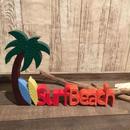 SURF BEACH オブジェ