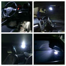 BB VW POLO 専用設計LEDルームランプ 10点セット
