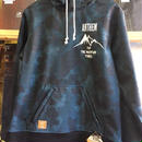 ANTHEM BONDED MOUNTAIN HOODIE (03 SWEAT HEATHER GRAY)  Ssize