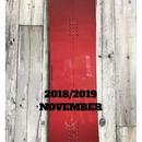 2018-2019 NOVEMBER ノベンバー スノーボード TWO FACE トゥーフェイス 155cm