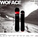 入荷完了※即発送可能 2017-2018 NOVEMBER ノベンバー スノーボード TWOFACE トゥーフェイス 155cm