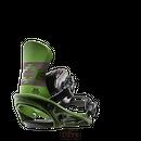 16-17 FLUX フラックス スノーボード ビンディング R2-OLIVE/Mサイズ
