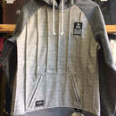 ANTHEM BONDED PINTUCK HOODIE (01 HEATHER.BRIGHT/GRAY)Lsize