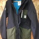 16-17 REW THE STRIDER JKT BK.ARMY Mサイズ