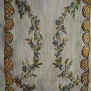 手刺繍のタピスリー