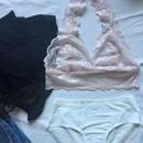 ホルターネック pink × off-white
