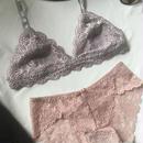 gray × pink