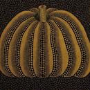 草間彌生 かぼちゃ黄色 リトグラフ版画 (#218)