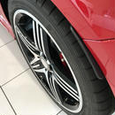 Mercedes-Benz 純正 W176 AMG リア オーバーフェンダー