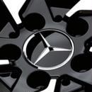 Mercedes-Benz 純正 ブラックハブキャップ B66470200