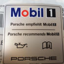Porsche Mobil1 ステッカー