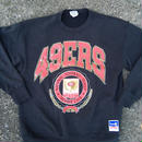 Heavy oz 49ers sweater
