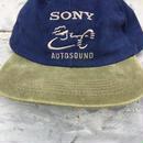 SONY 6panel cap