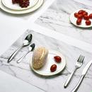 Marble print table mat 2pcs / 大理石柄テーブルマット2枚セット
