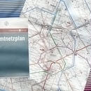 2017年版Wiener Linien路線図