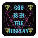 【会場お渡し】「GOD IS IN THE DISPLAY」ハンドタオル(特典あり)