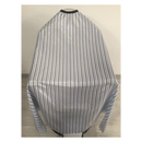 CRYSTAL BARBER CAPE PATTERNED