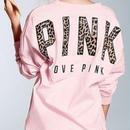 超可愛い人気半袖 ロングTシャツ ピンク 送料込み