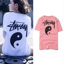 新入荷 stussy人気Tシャツ ステューシーTシャツ 男女 3色あり
