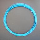 カラーアルミワイヤーAタイプ100g巻き《ブルー》