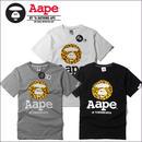 新型 AAPE BY A BATHING APE エーエイプバイアベイシングエイプ 半袖シャツ 夏Tシャツ/カジュアル/レディース/メンズ/男女兼用[AP-15]